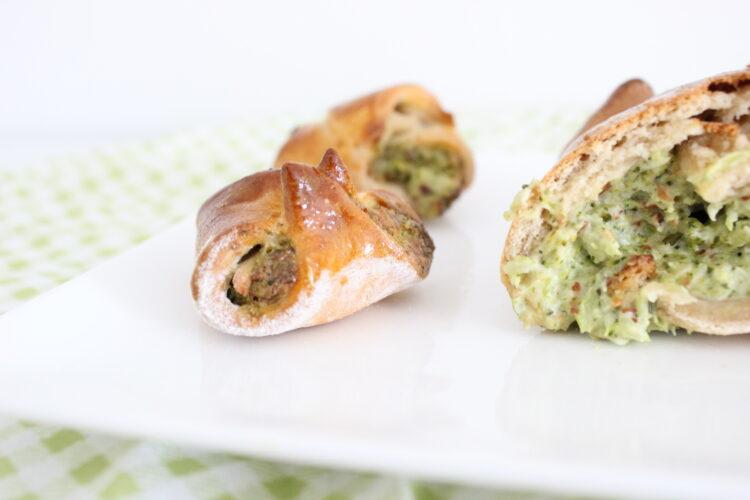 Food – Brokkoli-Teigtaschen (BLW, Kinderessen)