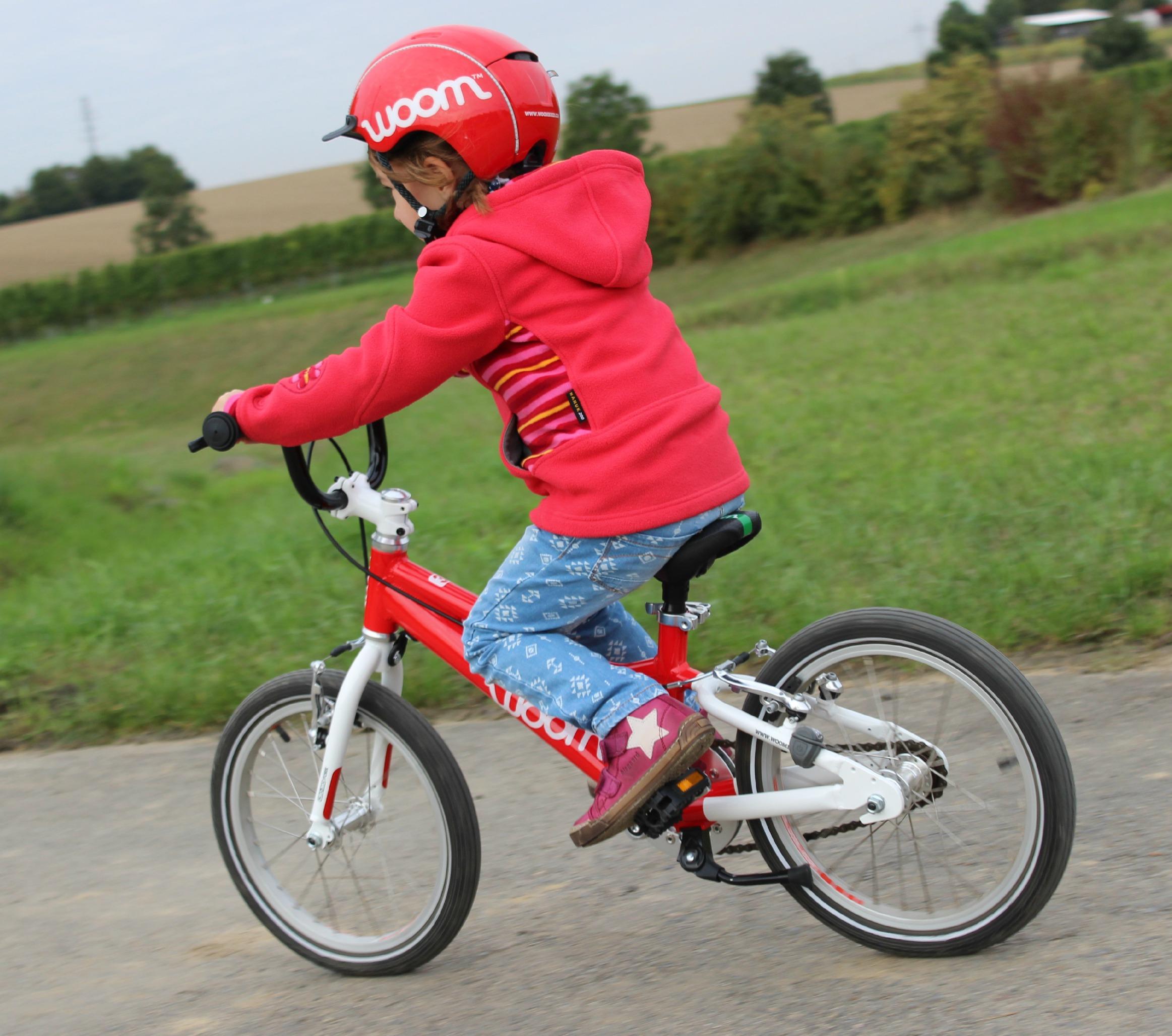 Kids – Kinderfahrrad von Woom Bikes // Review