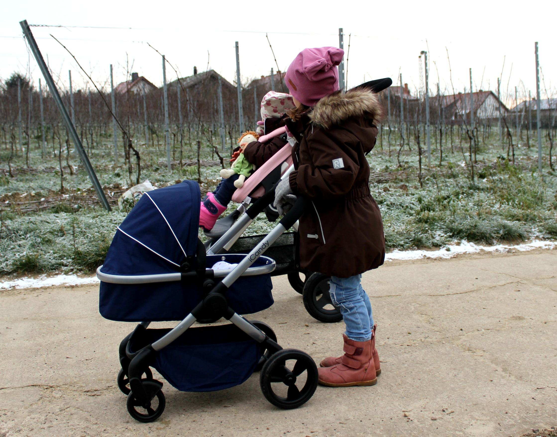 kinderwagen große babywanne