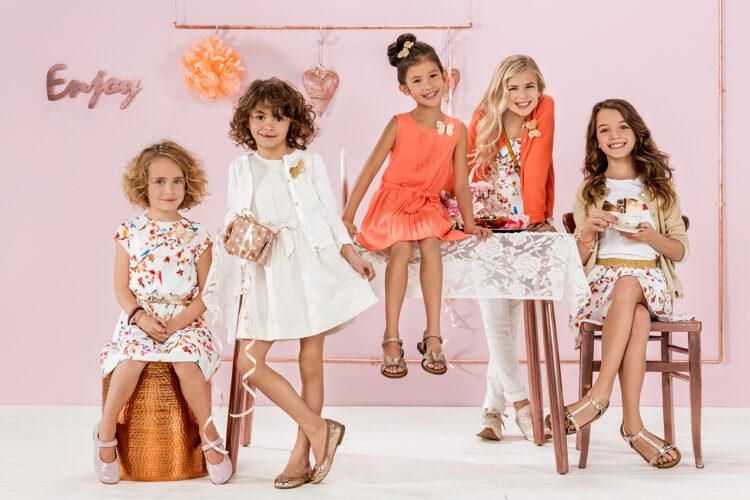Fashion for kids – Festliches für die Kleinen, ob zur Kommunion, Taufe oder Hochzeit // JBC-Fashion