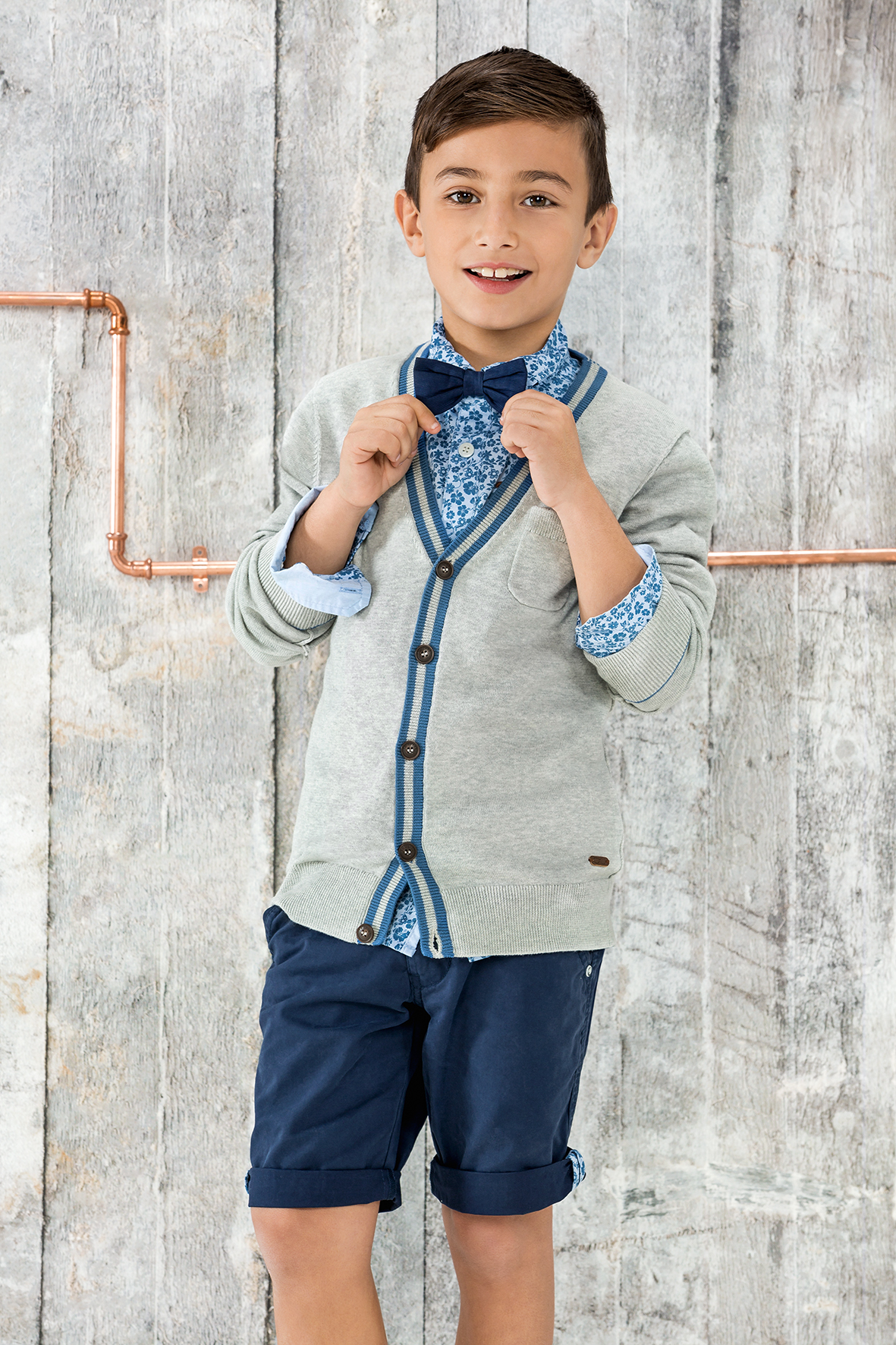 Fashion for kids - Festliches für die Kleinen, ob zur Kommunion ...
