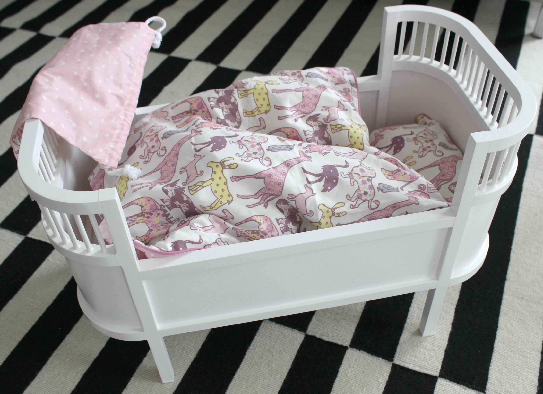 Bettwäsche Für Ikea Puppenbett Dachschräge Deko Schlafzimmer Bio