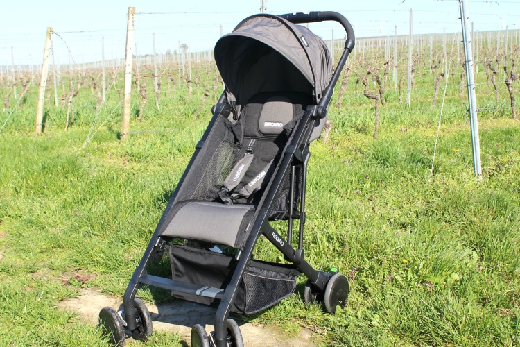 Kids – der Buggy RECARO Easylife im Test