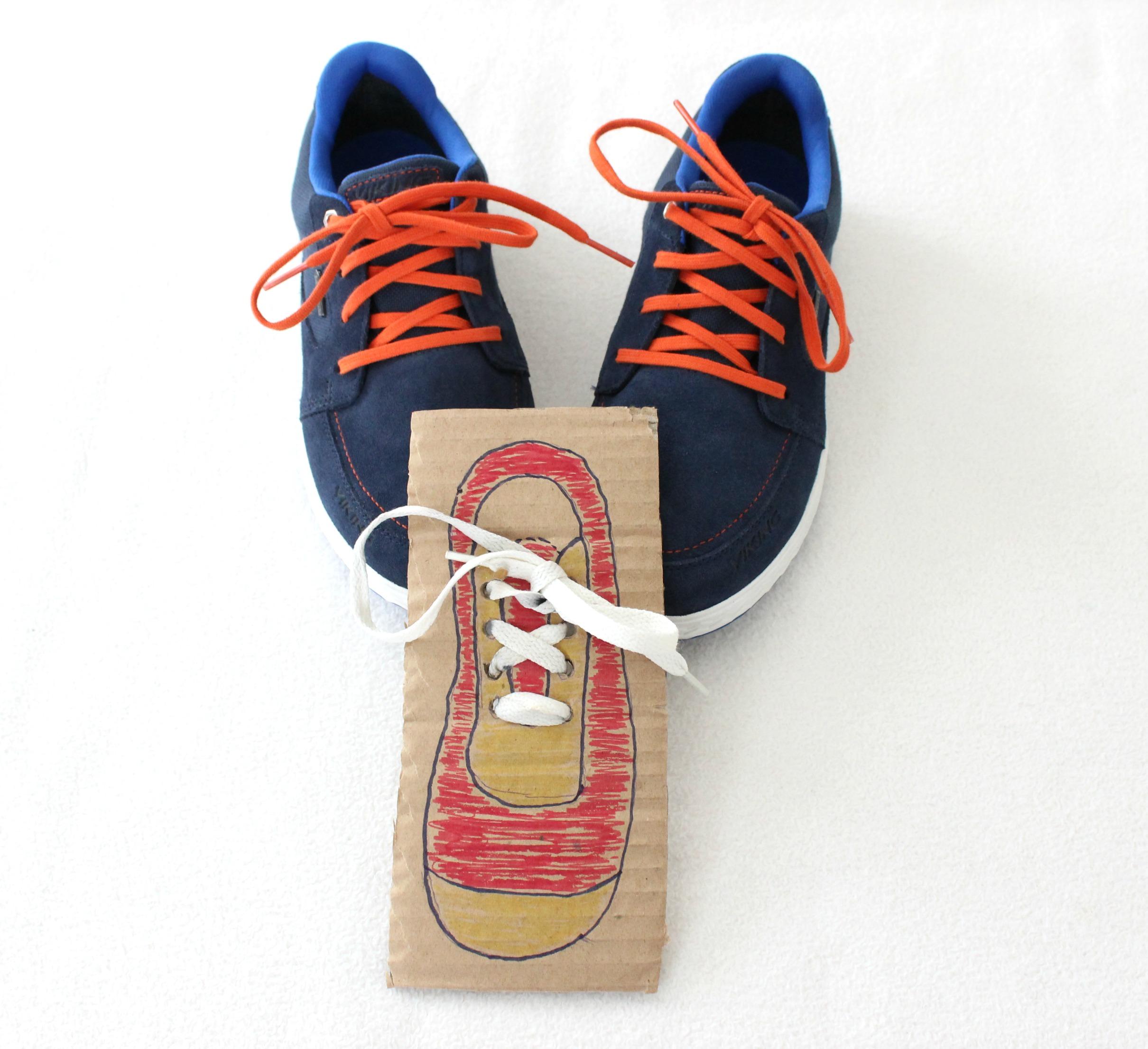 Schuhe Binden Spruch Hase Angelswaist