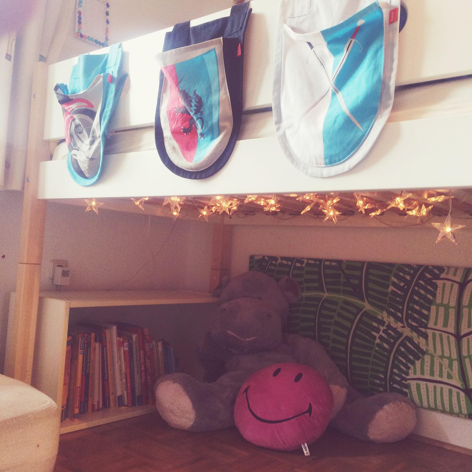 Interior - Kinderzimmer Roomtour Mamasprosse