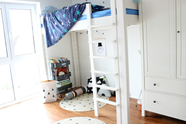 Interior – Roomtour Kinderzimmer // Boysroom