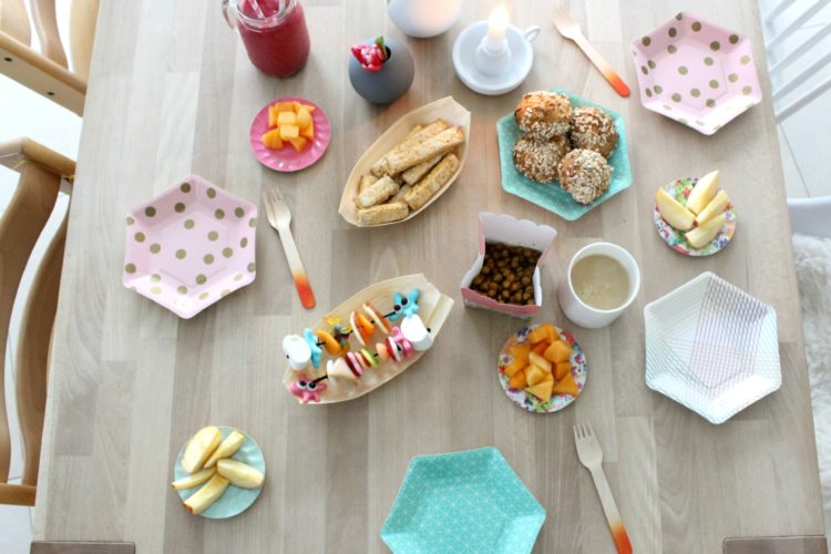 Food – Snackideen für Kinder