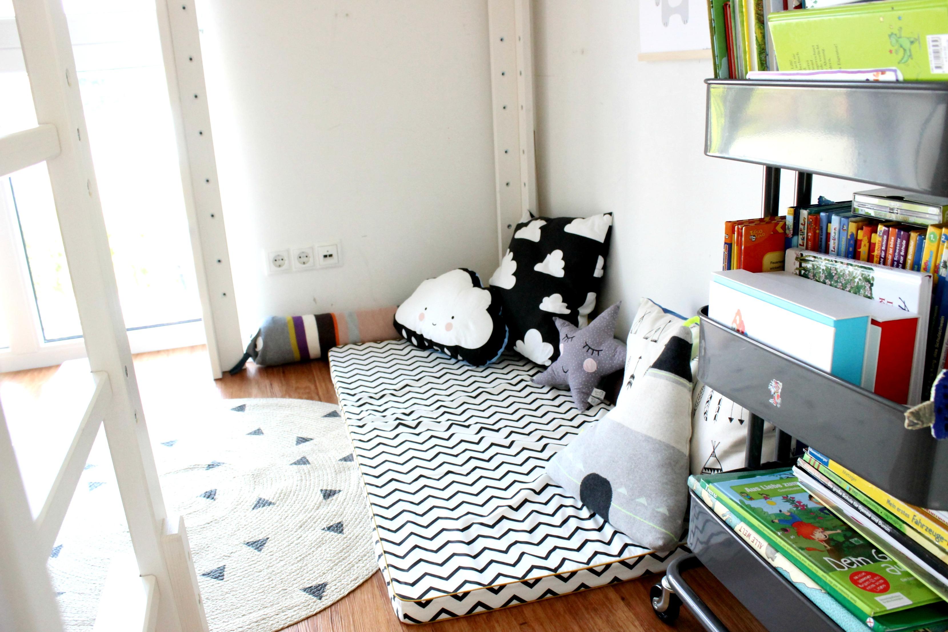 Ideal LifestyleMommy: Interior - Kuschelecke im Kinderzimmer / Die  UQ95