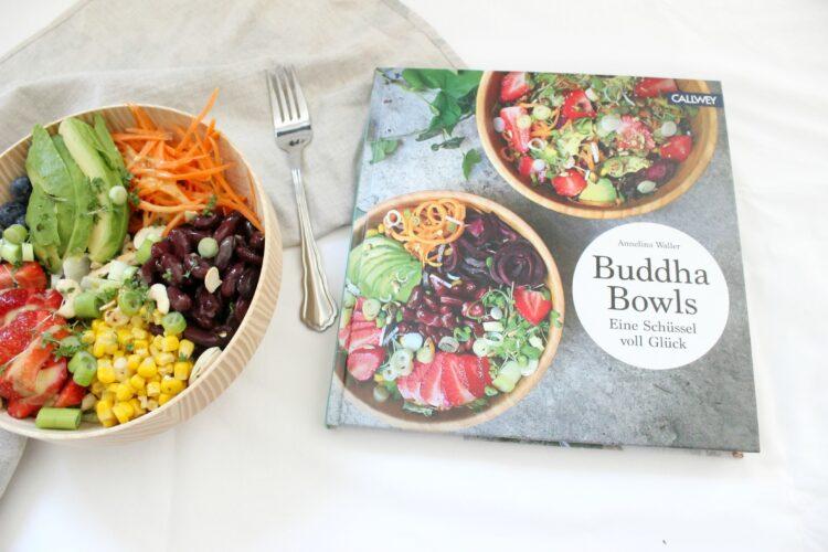 Food – leckere Buddha Bowl und fabelhafte Buchvorstellung