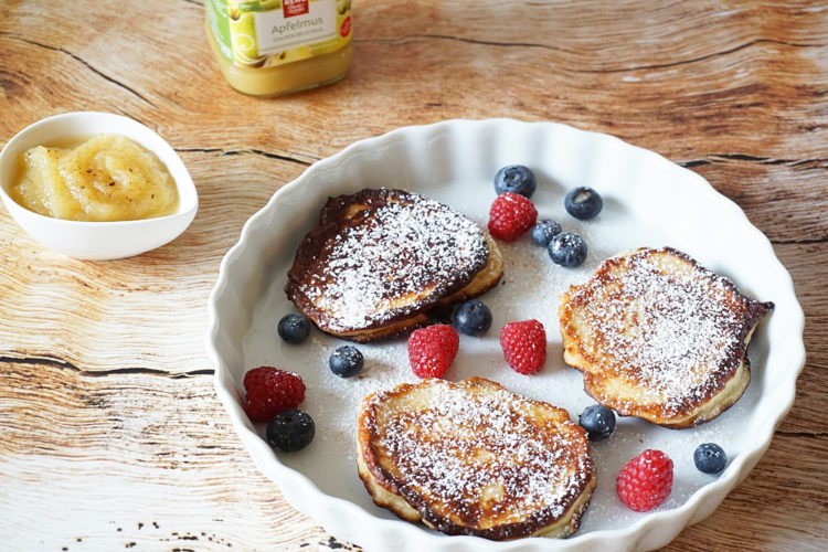 (Deutsch) Food – Lieblingsgerichte der Kinder von Bloggermoms (25) / Quarkkeulchen