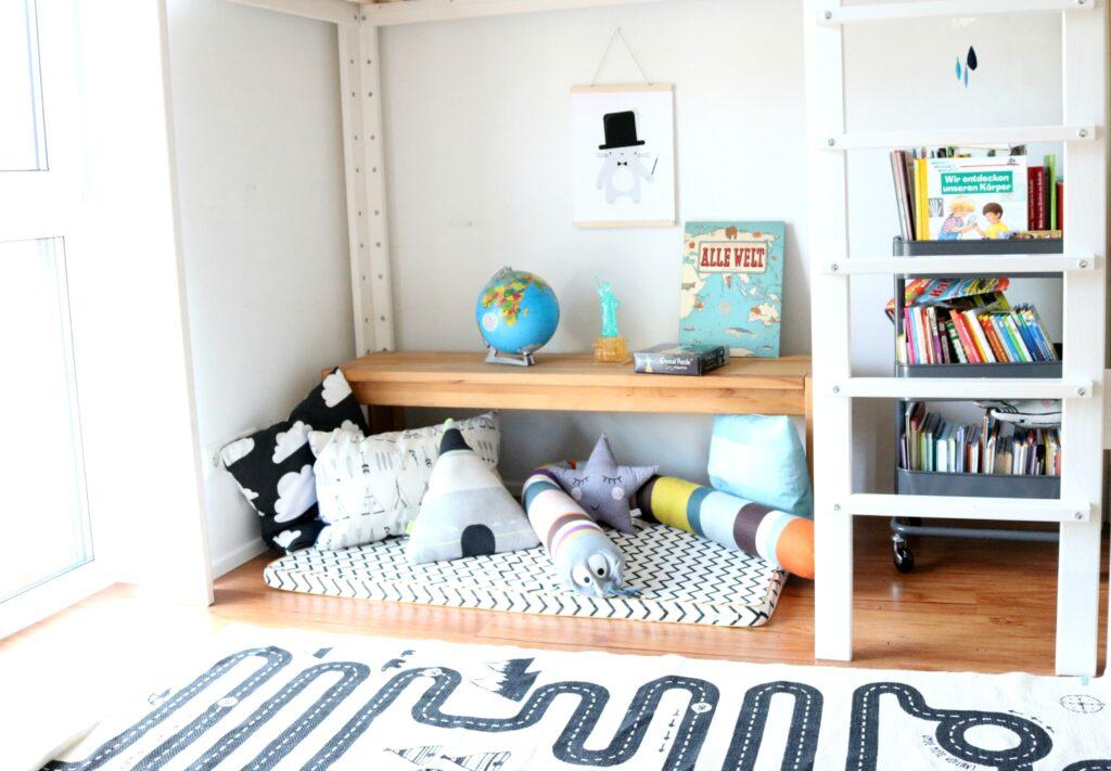 Lifestylemommy deko im kinderzimmer mit 3d chrystal puzzle - Selbstgemachte deko ...