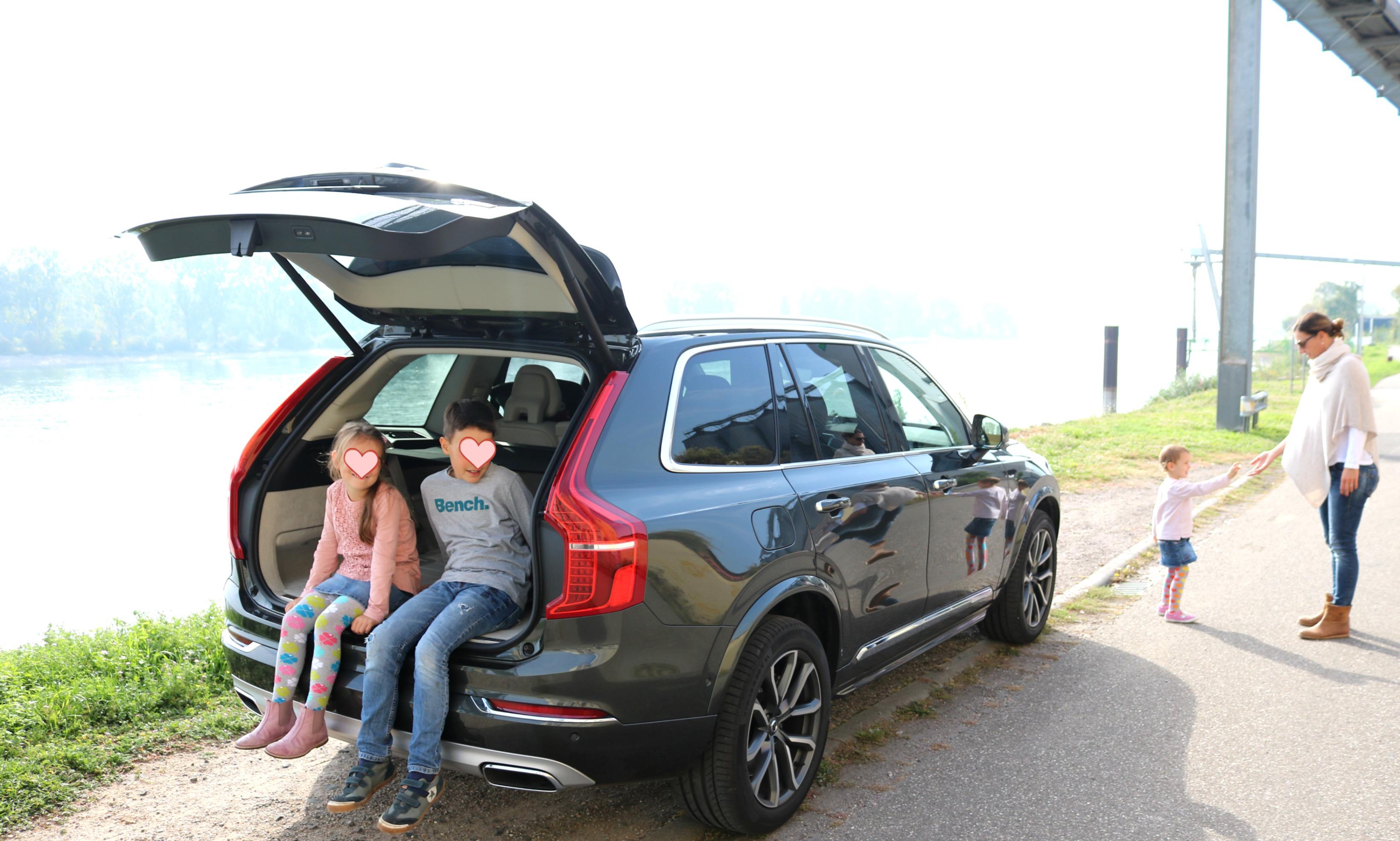 lifestylemommy der volvo xc90 als familienauto im test. Black Bedroom Furniture Sets. Home Design Ideas
