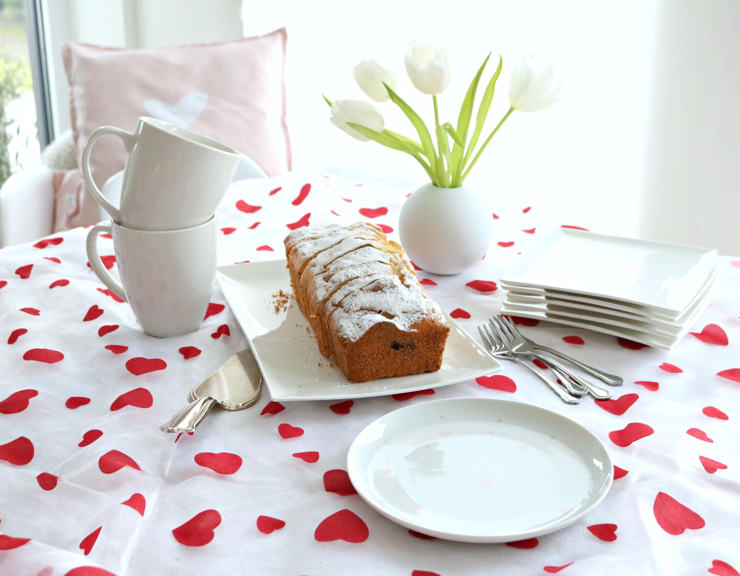 Lifestylemommy food herzkuchen zum valentinstag - Deko valentinstag ...