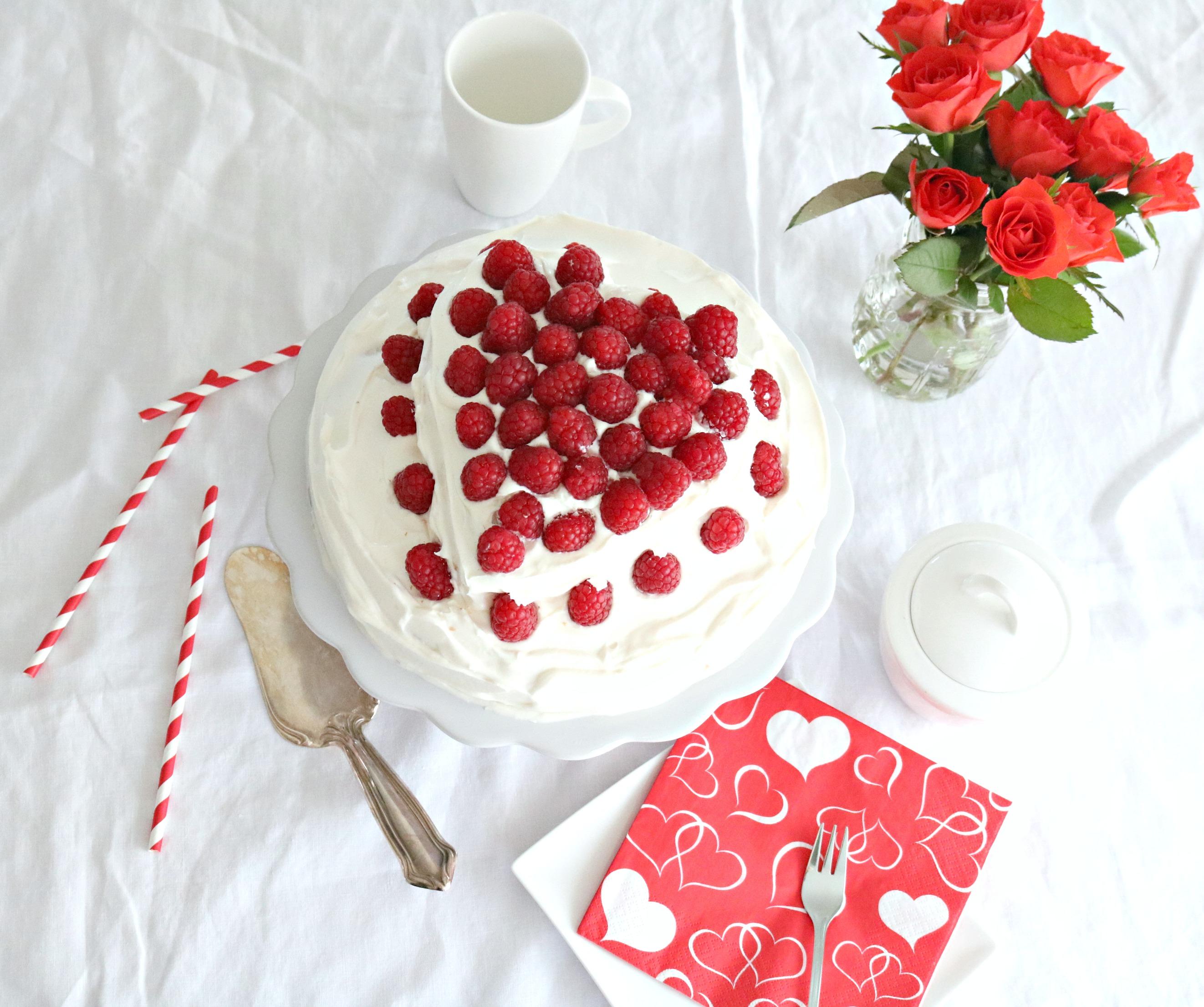 Lifestylemommy Food Eine Easypeasy Torte Zum Valentinstag