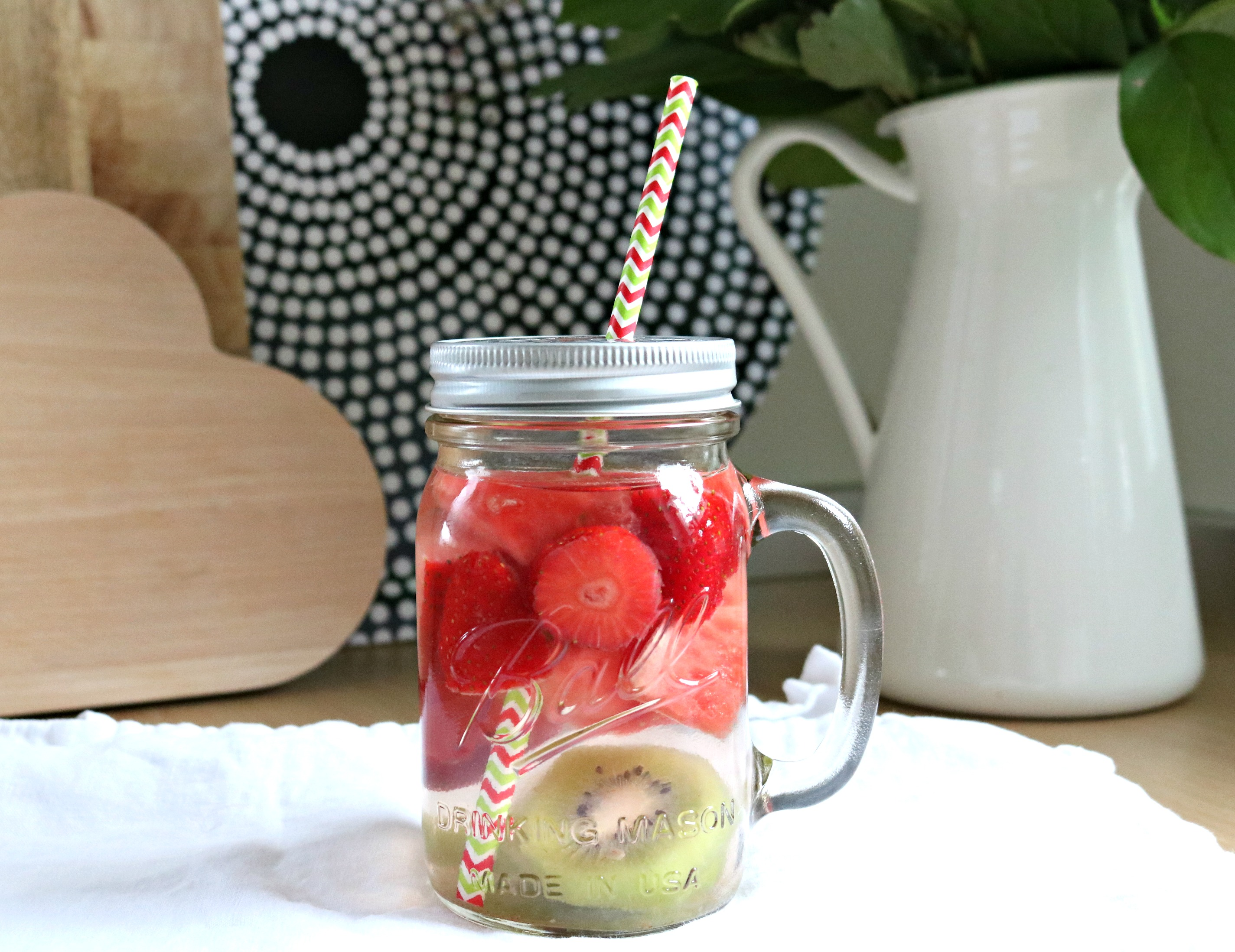 infused_Water_Sommerdrink
