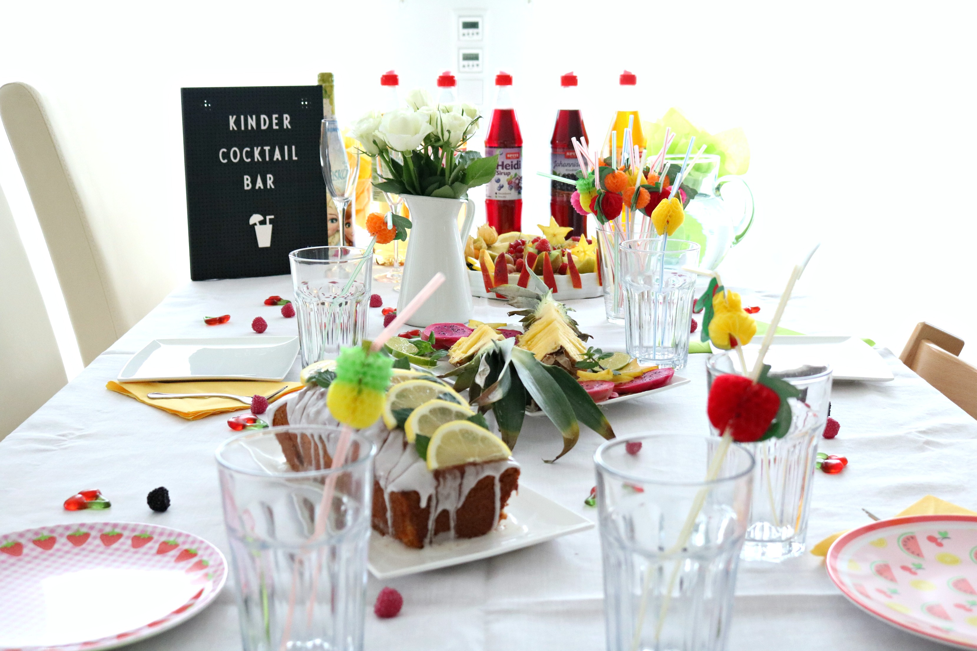 Lifestylemommy Deko Und Diy Ideen Fur Eine Fruchtige Party
