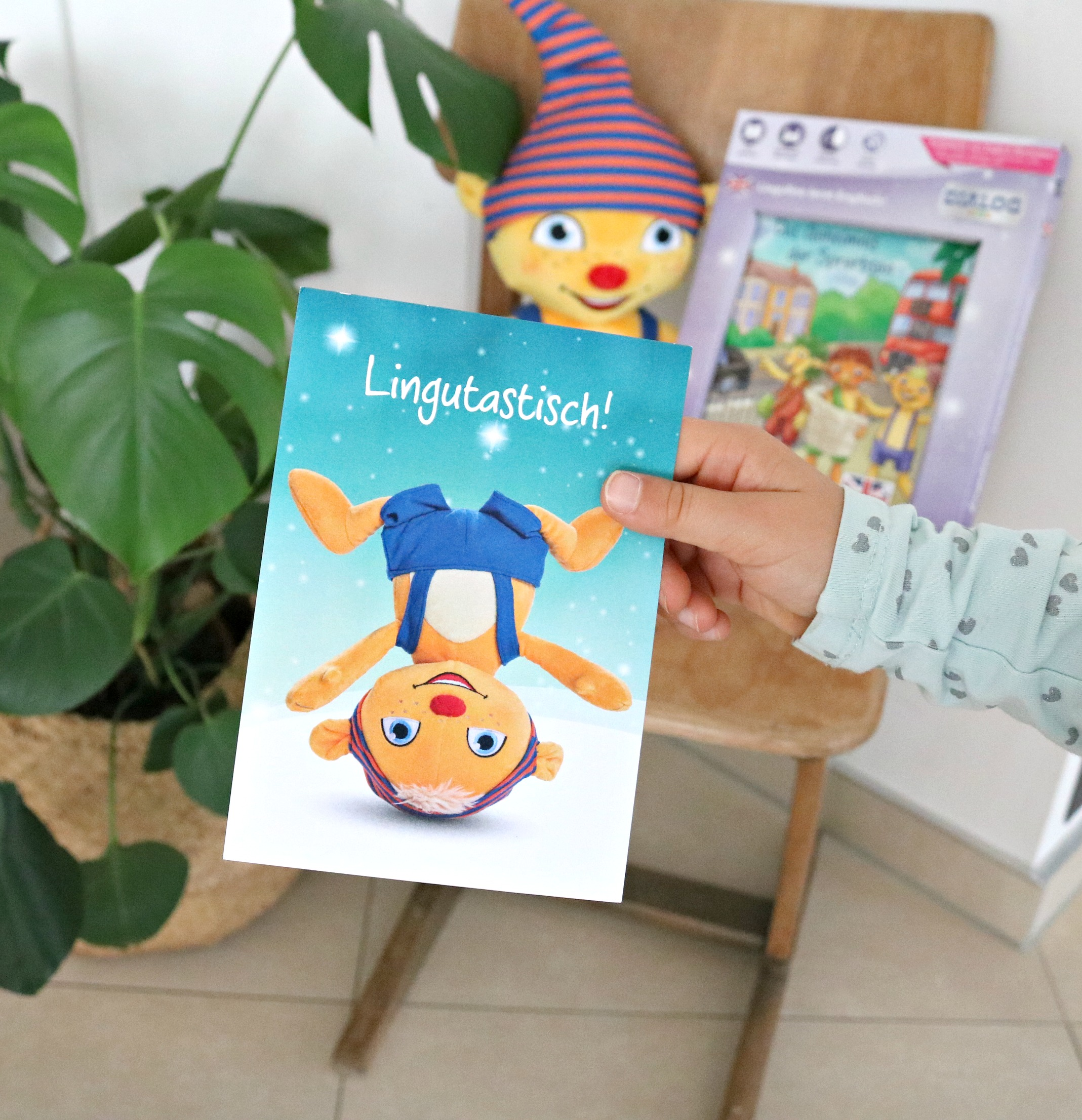 Kinderspielzeug Empfehlung Lingufino