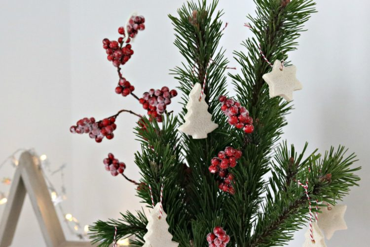 (Deutsch) Interior – it s beginning to look a lot like christmas / Weihnachtsdeko aus Salzteig