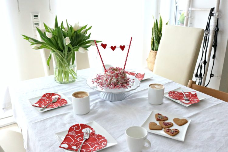 (Deutsch) Food – Minigugl zum Valentinstag