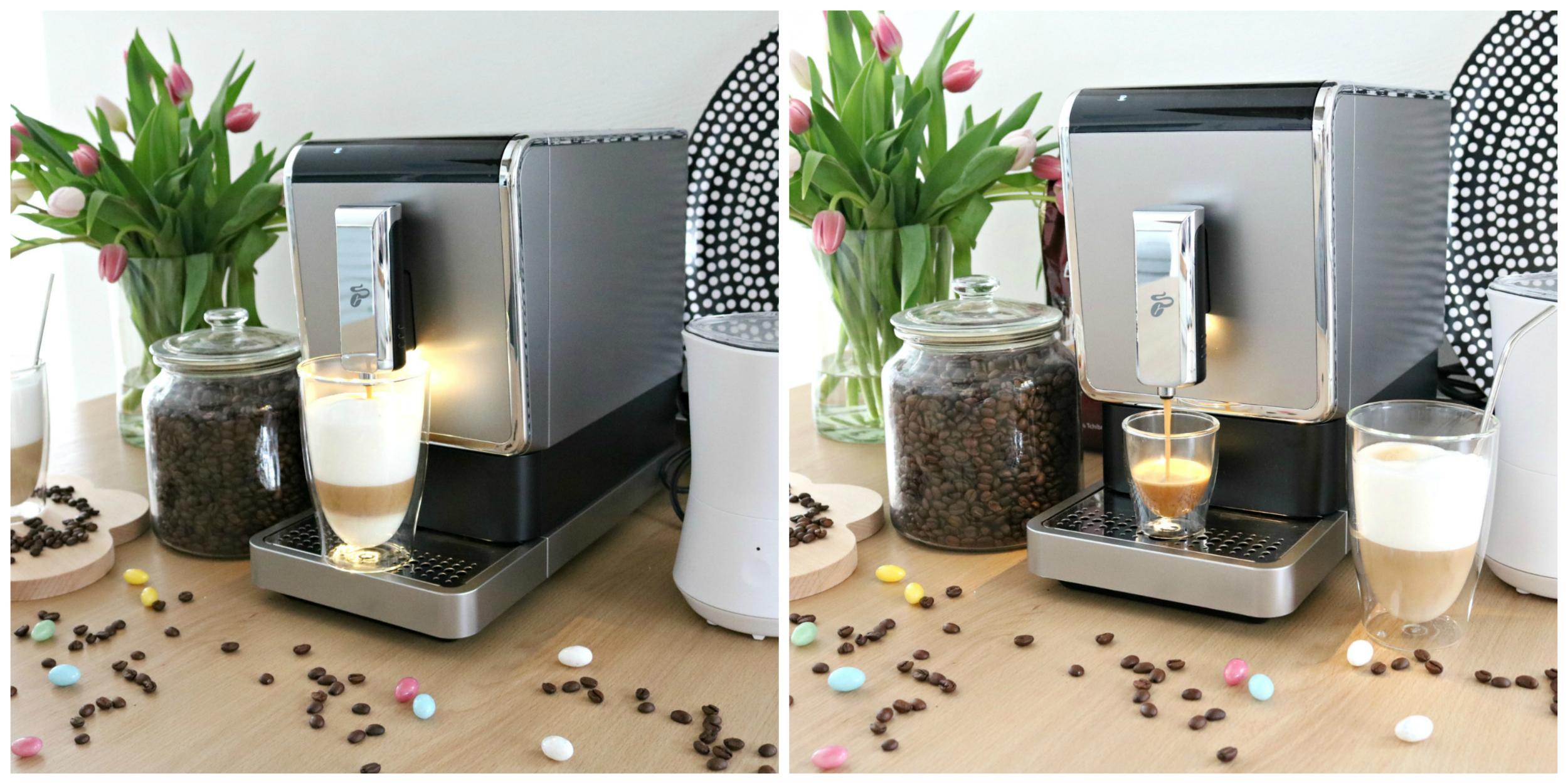 Besonderheiten Tchibo Kaffeevollautomat
