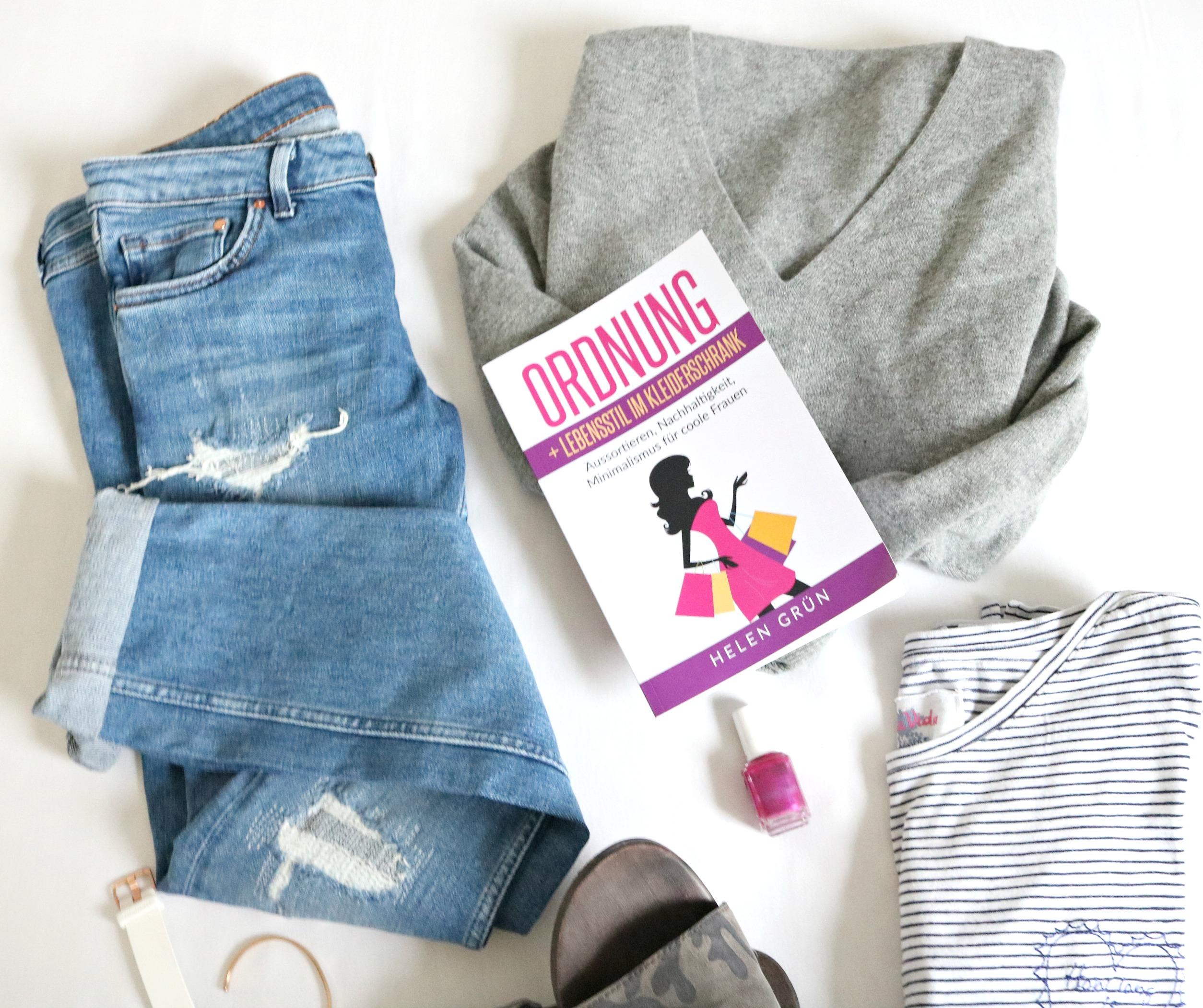 Buchrezension Ordnung im Kleiderschrank