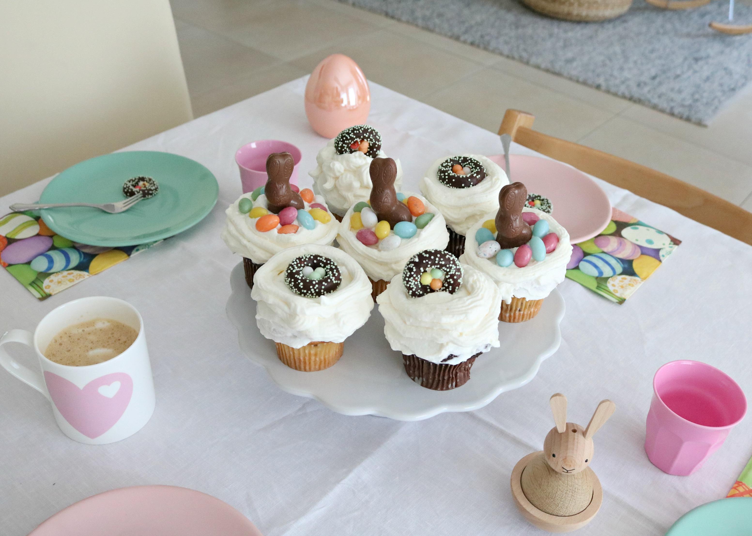 Oster-Cupcakes raztfatz