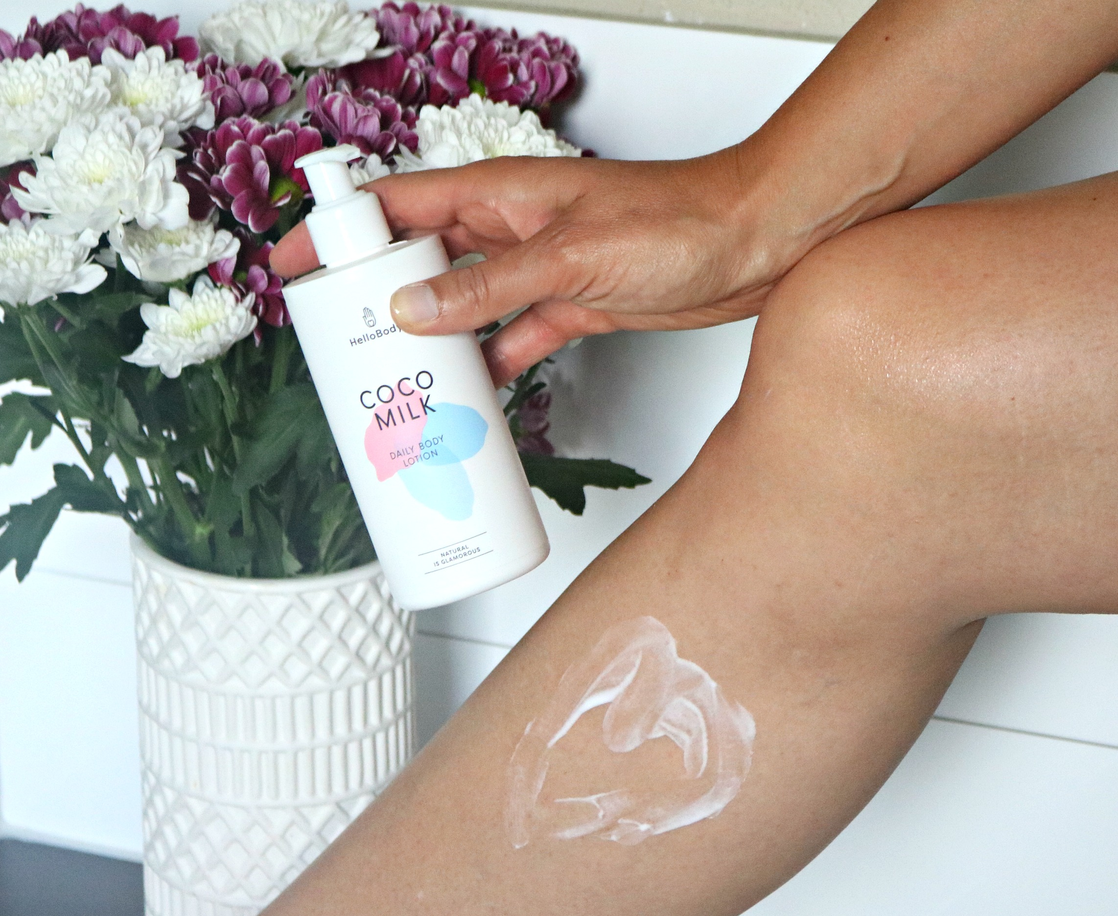 Bodylotion HelloBody