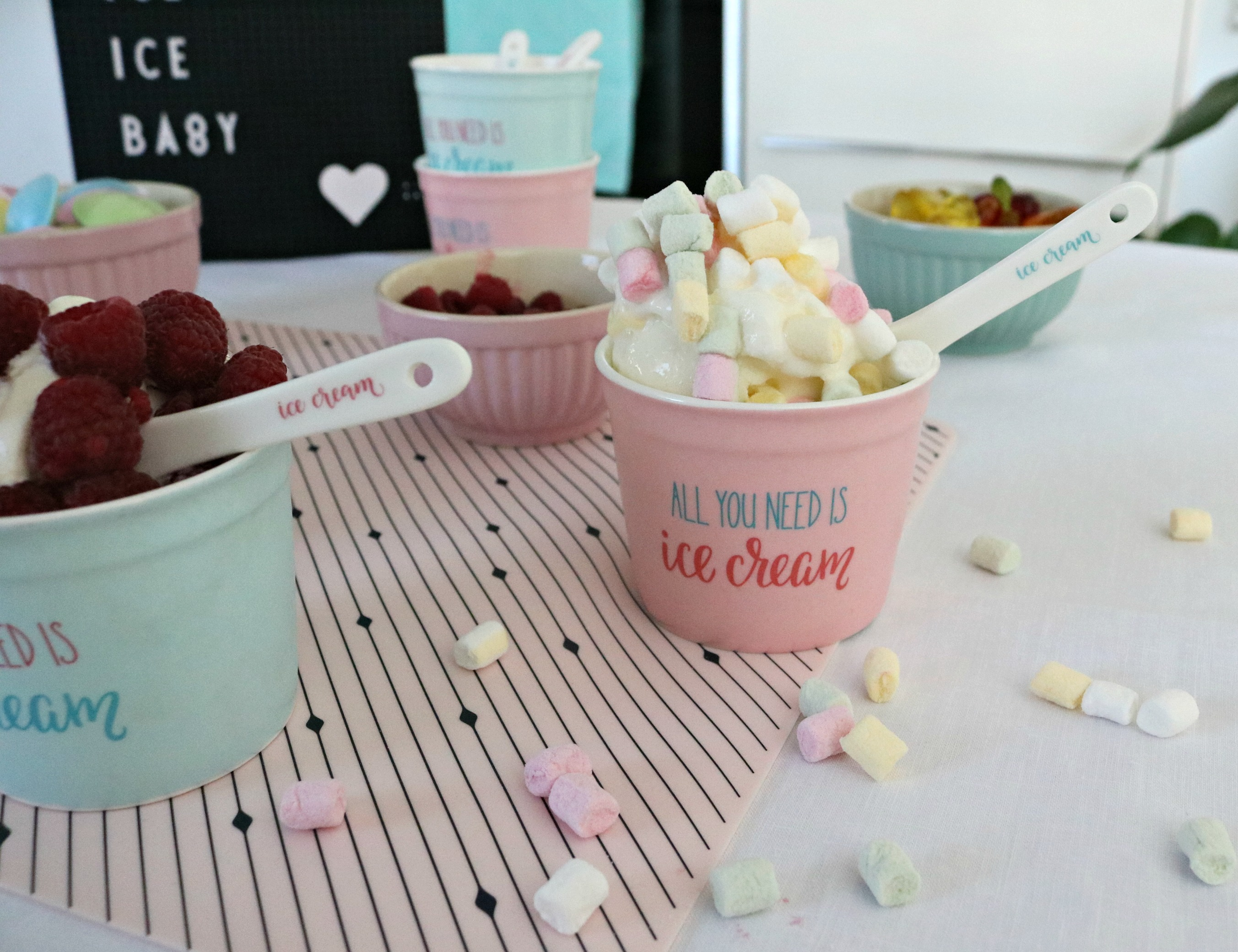 Frozen Joghurt Rezept