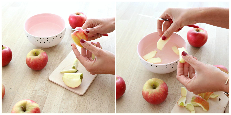 Apfelmus für Apfelmuskuchen