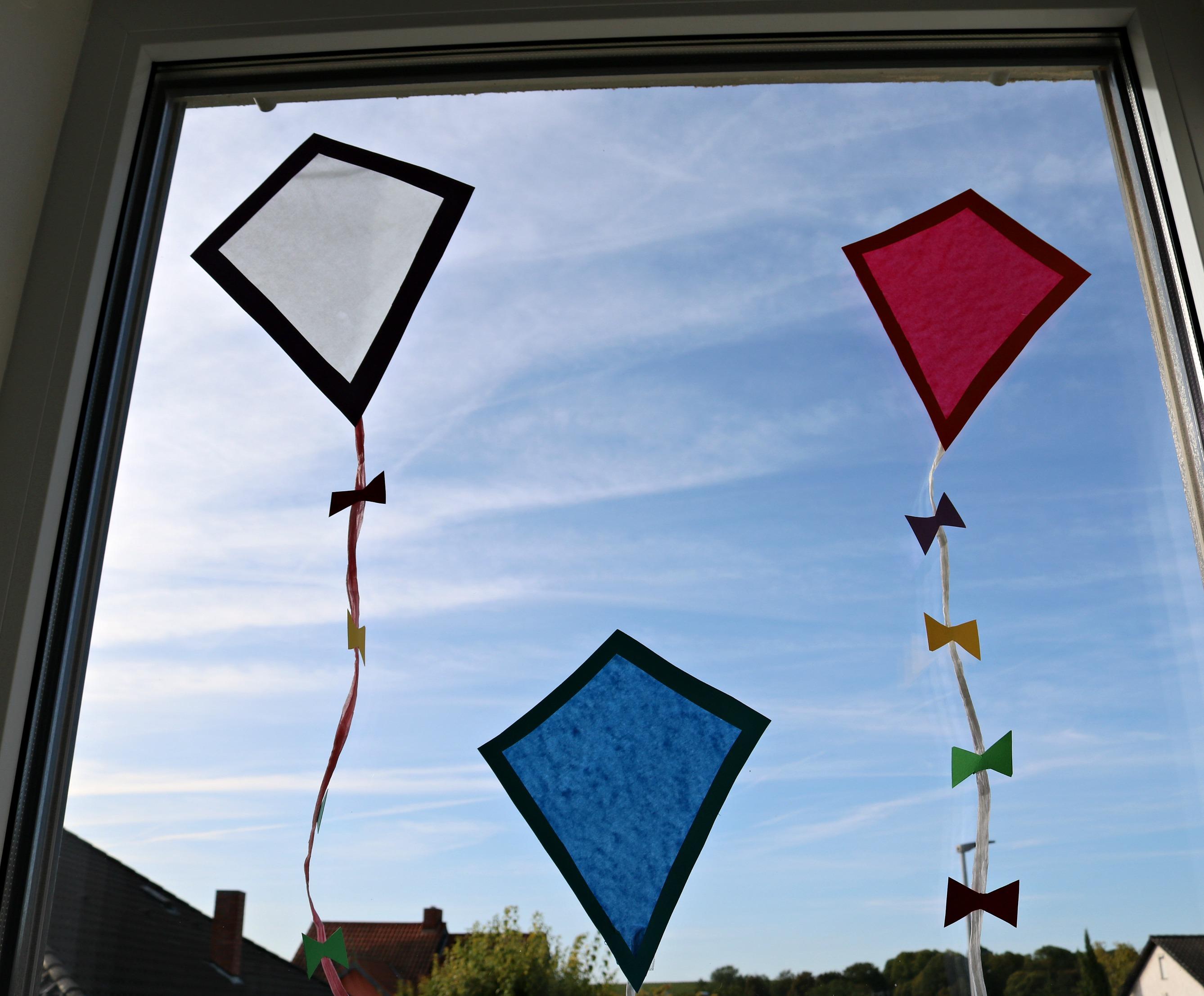 Drachenfensterbilder