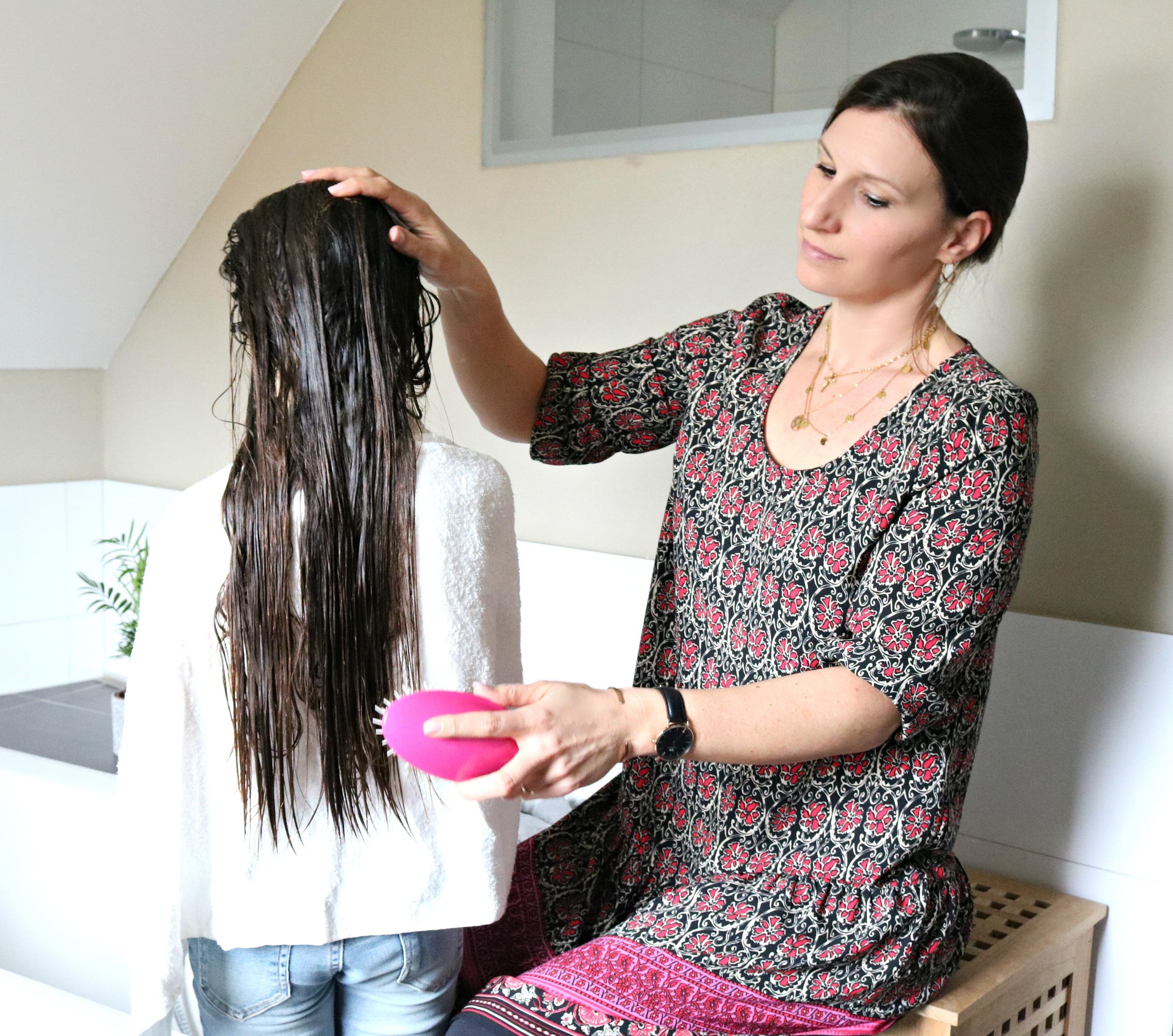 Haarpflege für Kinder mit Solidshampoo