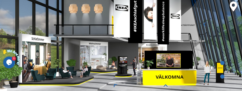 IKEA Empfang Expertenforum