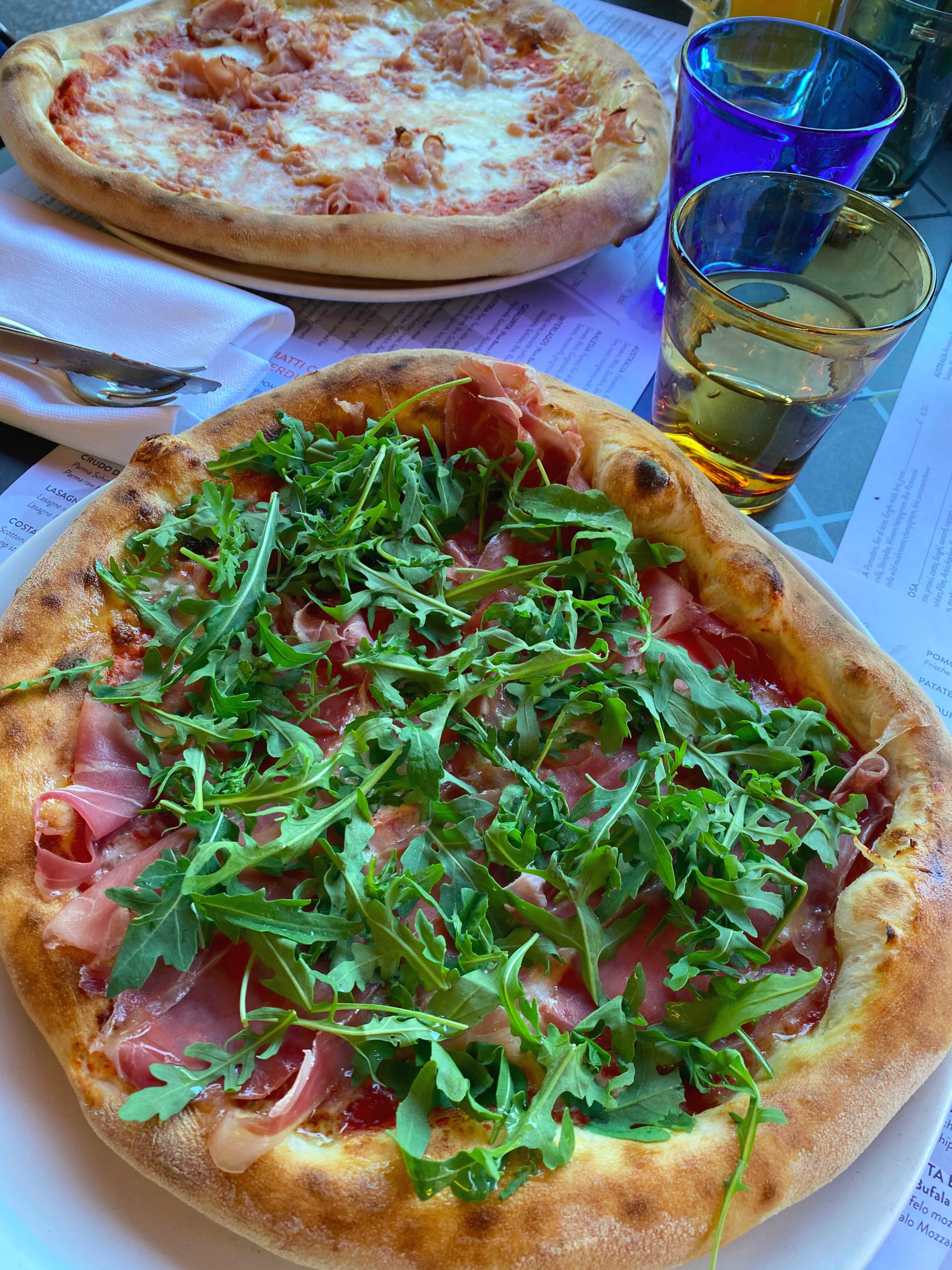 Pizza Gardasee